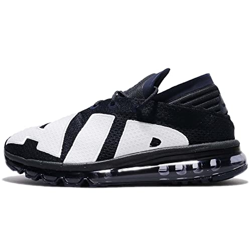 08bd58d7679e Nike AIR MAX Flair 942236 400 Mens Running Dark Obsidian Navy Blue White (8  D