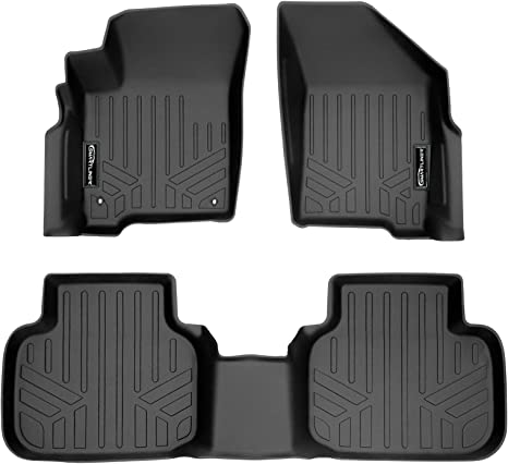 Passenger /& Rear Floor 2017 2018 GGBAILEY D51429-S2A-CH-BR Custom Fit Car Mats for 2016 2019 Mazda CX-9 Brown Driver