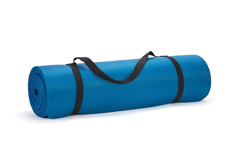 Trademark Innovations Premium Yoga Exercise Mat
