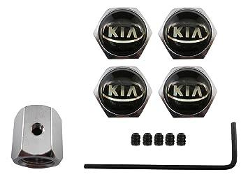 Valvulas antirobo de acero inoxidable para coche Kia aut013-36