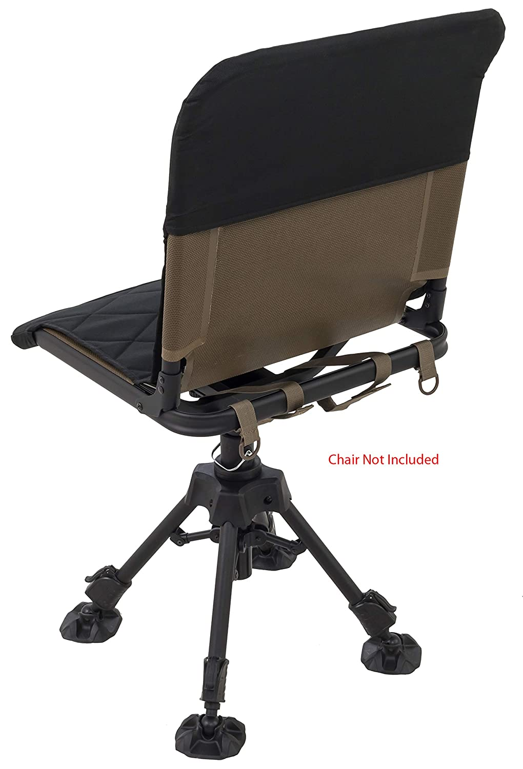 Marvelous Alps Outdoorz Stealth Hunter Blind Chair Seat Cover Cjindustries Chair Design For Home Cjindustriesco