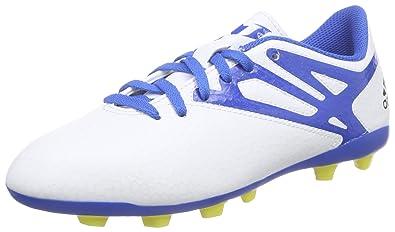 new arrivals 80e04 97c57 adidas Messi15.4 FxG, Botas de fútbol para Niños  Amazon.es  Zapatos y  complementos