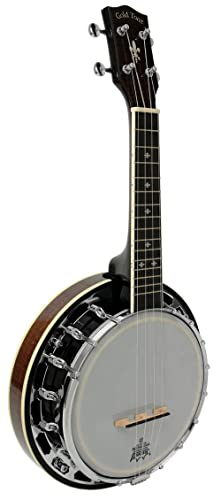 Gold Tone Banjolele-DLX Banjo Ukulele Deluxe (Maple)