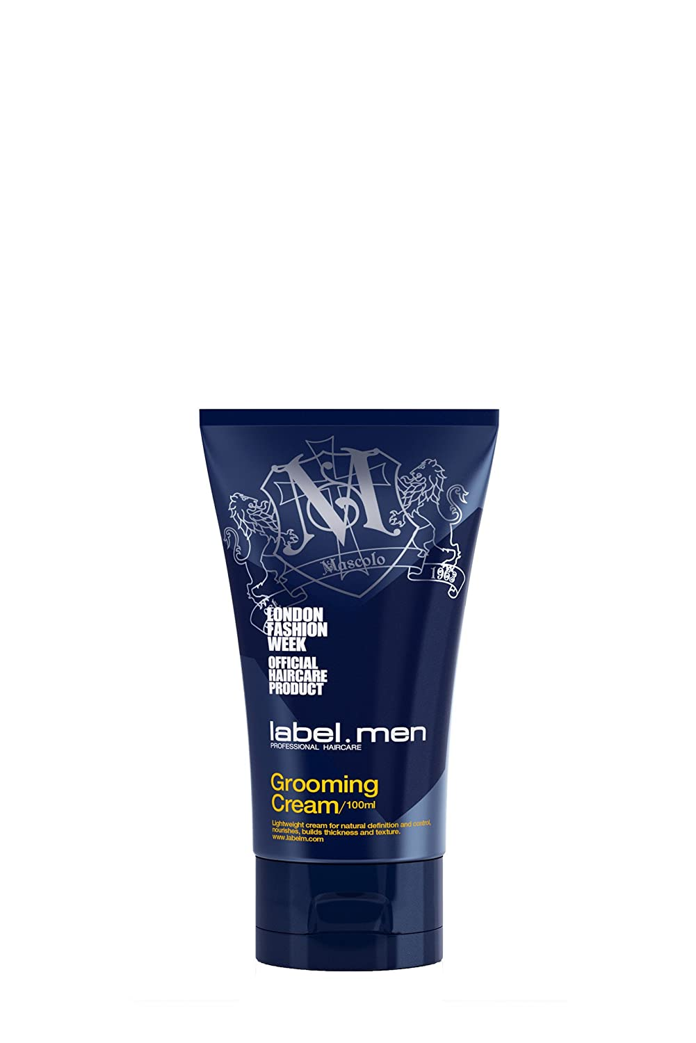 Label M Men's Grooming Cream (Lightweight Cream, Natural Definition and Control, Nourishes, Builds Thickness and Texture) 100ml/3.4oz Label.m GTP138656