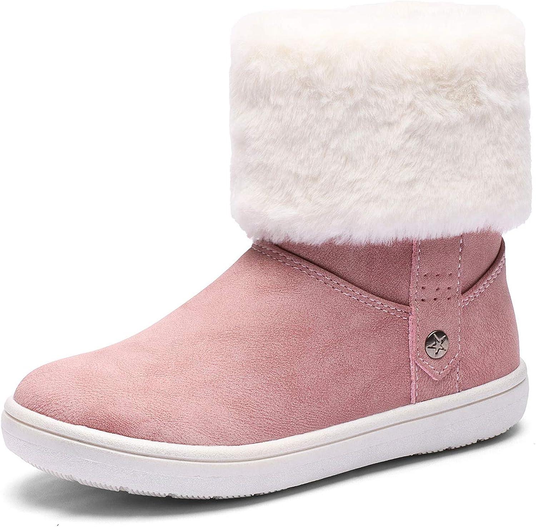 Winter Children Kids Trendy Martin Boots Snow Baby Shoes Toddler Boy Girls Boots