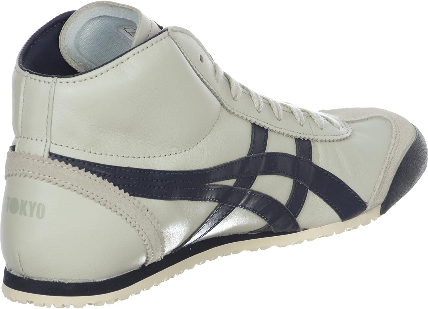 Onitsuka Tiger Mexico Mid Runner Schuhe BirchIndian Ink
