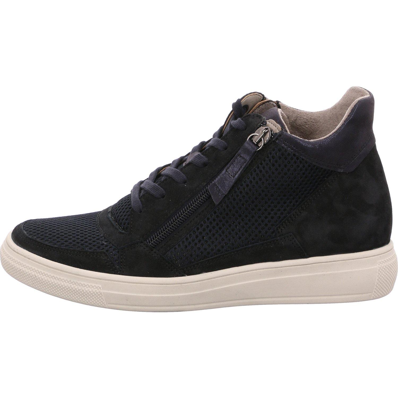Gabor Shoes Comfort, Zapatillas para Mujer 39 EU Azul (Nightblue 46)