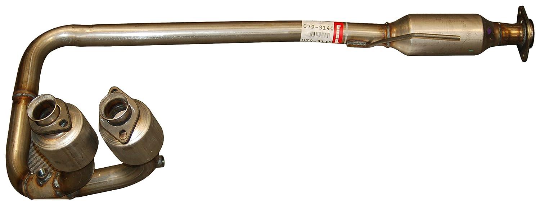 Bosal 079-3140 Catalytic Converter (Non-CARB Compliant) bo0793140.5808