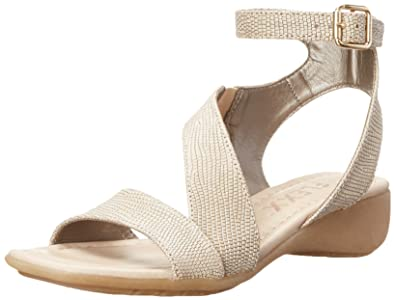The Flexx Women's Gladding Wedge Sandal, Corda Ariel, ...