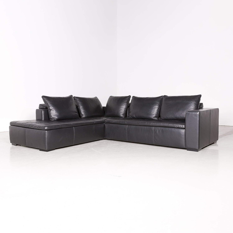 Astounding Amazon Com Boconcept Designer Leather Corner Sofa Black Cjindustries Chair Design For Home Cjindustriesco