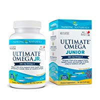 Nordic Naturals - Ultimate Omega Junior, Support for a Healthy Heart, 90 Soft Gels
