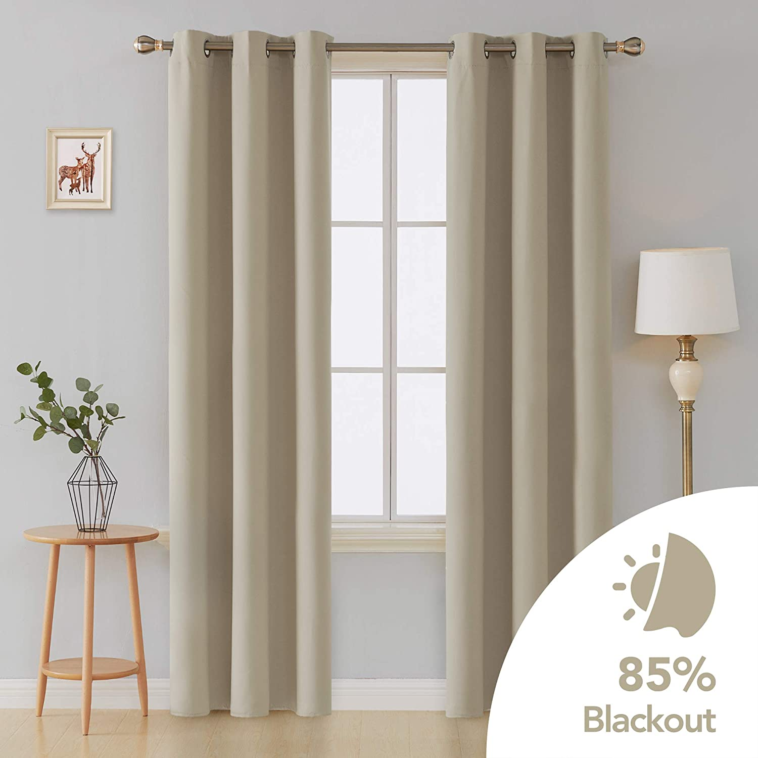 Amazon coupon code for Thermal Insulated Curtains Room Darkening