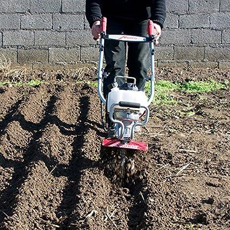 Mantis motoazada eléctrica con kit de trabajo de la tierra: Amazon ...