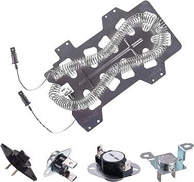 Samsung DV456EWHDWR//AA-0001 Samsung DV330AEB//XAA-0003 Dryers Samsung DV448AEP//XAA-0001 Dryer Heating Element for Samsung DV42H5000EW//A3-0000