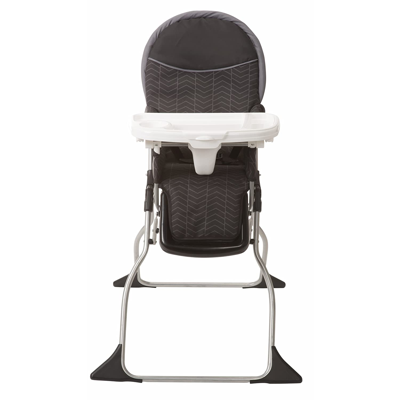 Cosco 03016CDFL Simple Fold Plus High Chair - Black Arrow Dorel Juvenile