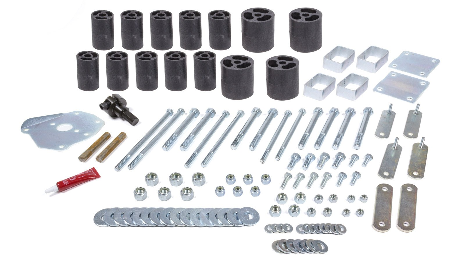 Performance Accessories, Toyota Pickup 4WD Std/Ext Cab (#9628 Req For Auto Trans) 3'' Body Lift Kit, fits 1989 to 1995, PA5503M, Made in America by Performance Accessories (Image #1)