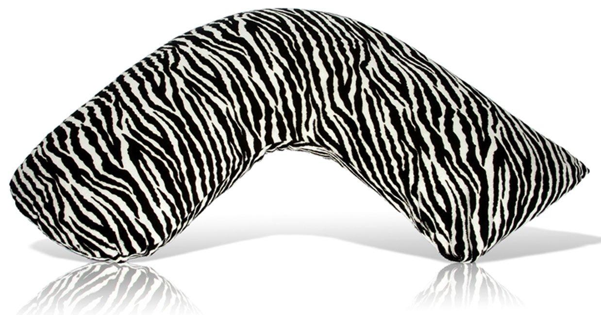 Luna Lullaby Bosom Baby Nursing Pillow, Zebra BB-2004