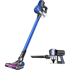 Product Image: NEQUARE Cordless Vacuum Cleaner 18KPa Super Suction Pet Hair Eraser 4 in 1 Cordless Stick Vacuum Convenient& Easy Empty Dirt Bin 35Min Long-Lasting Lightweight& Versatile with Multiple Brush for Home