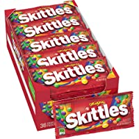 SKITTLES Original Candy, 2.17-Ounce 36 individual packs