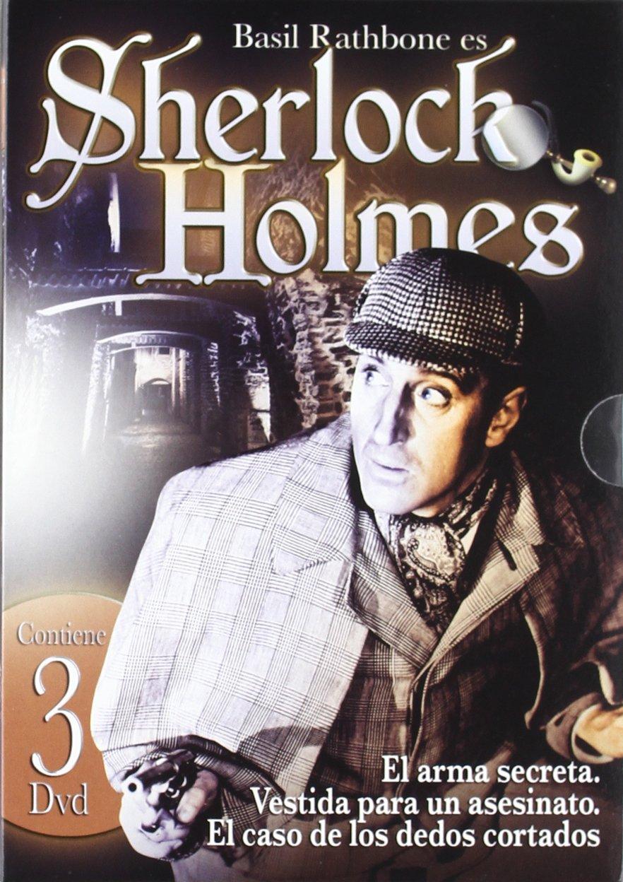 Pack Sherlock Holmes (3 Dvd): Amazon.es: Varios: Cine y Series TV