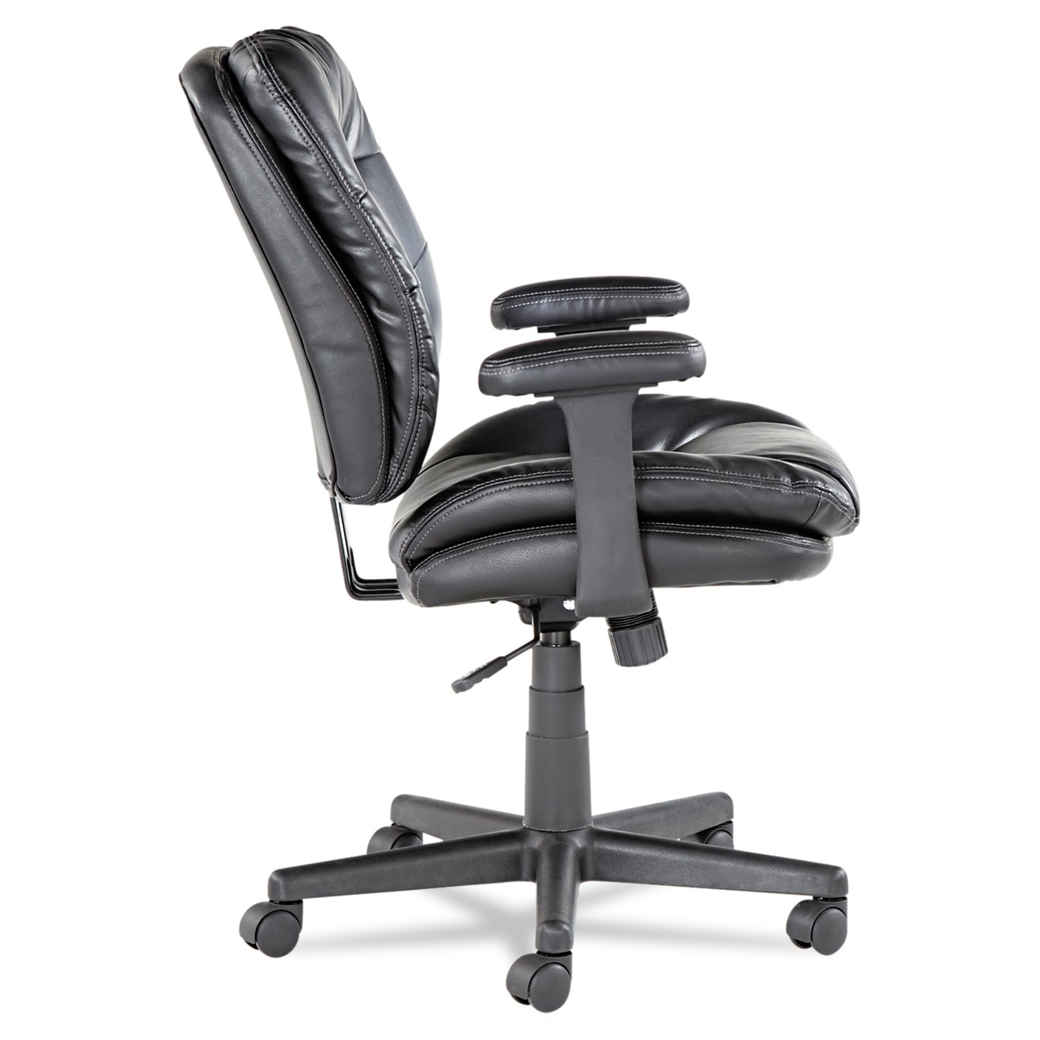 Amazon OIF ST4819 Executive Swivel Tilt Chair Fixed T Bar