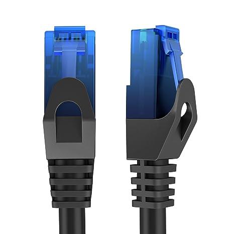 Brilliant Amazon Com Kabeldirekt Top Series 100Ft Cat6 Gigabit Ethernet Wiring 101 Ferenstreekradiomeanderfmnl