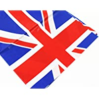 Union Jack Flag Plastic Table Cover Cloth Royal Wedding Street Party Decorations