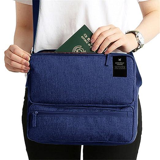 3d681f5d161 Women Handbags, E Ekphero Casual Oxford Cloth Crossbody Shoulder Bag Purse  Tote-Handbag navy