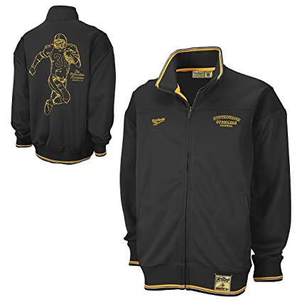 744af3690 Amazon.com : Reebok Pittsburgh Steelers Immaculate Reception Jacket ...
