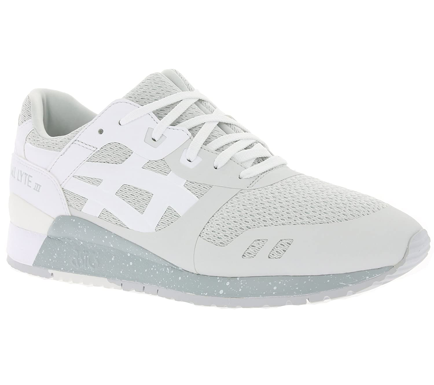 new product 3cb68 8730a Asics - Gel Lyte III NS Glacier Grey White - Sneakers Homme 30%OFF
