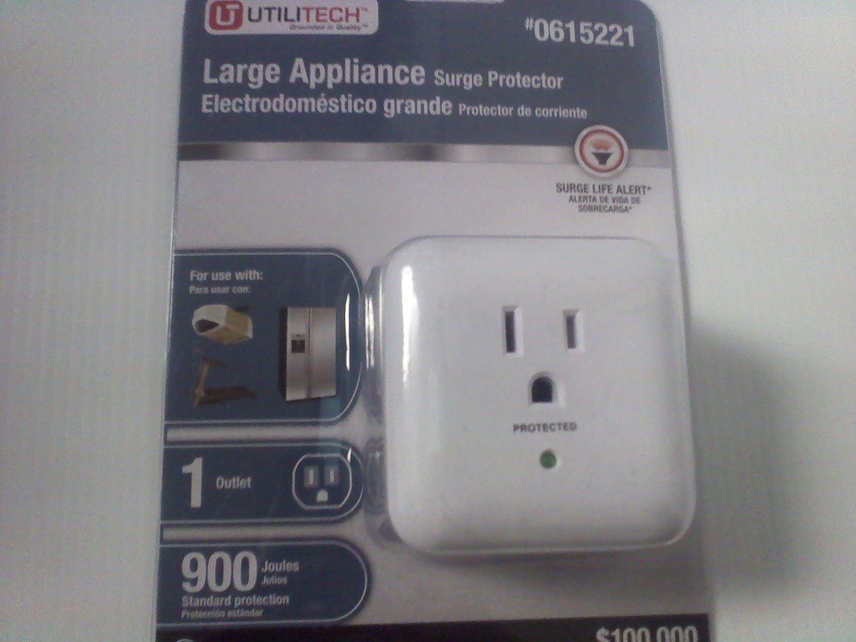 Amazon.com: Utilitech Large Appliance Surge Protector: Home Improvement