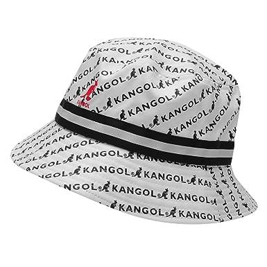 Kangol Mens Pattern Bucket Hat  Amazon.co.uk  Clothing f644bd4937a