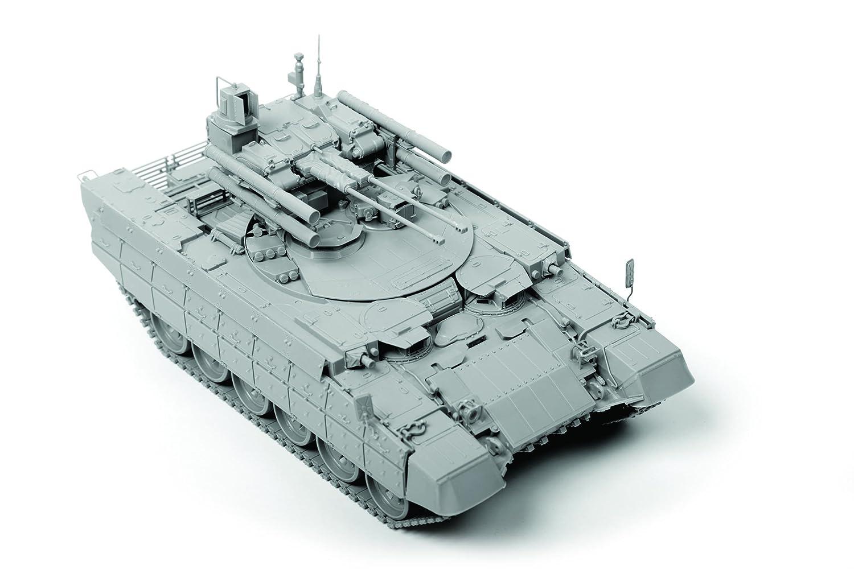 Zvezda 500783636 - Panzer - 1:35 BMPT - Terminator ZV3636