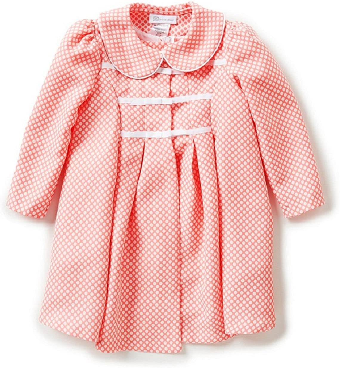 Bonnie Jean Baby-Girls Houndstooth Coat and Dress Set