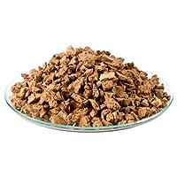 1 litres de granulés de liège (mâle   4-12 mm) (substrat liège, grenaille de liège)