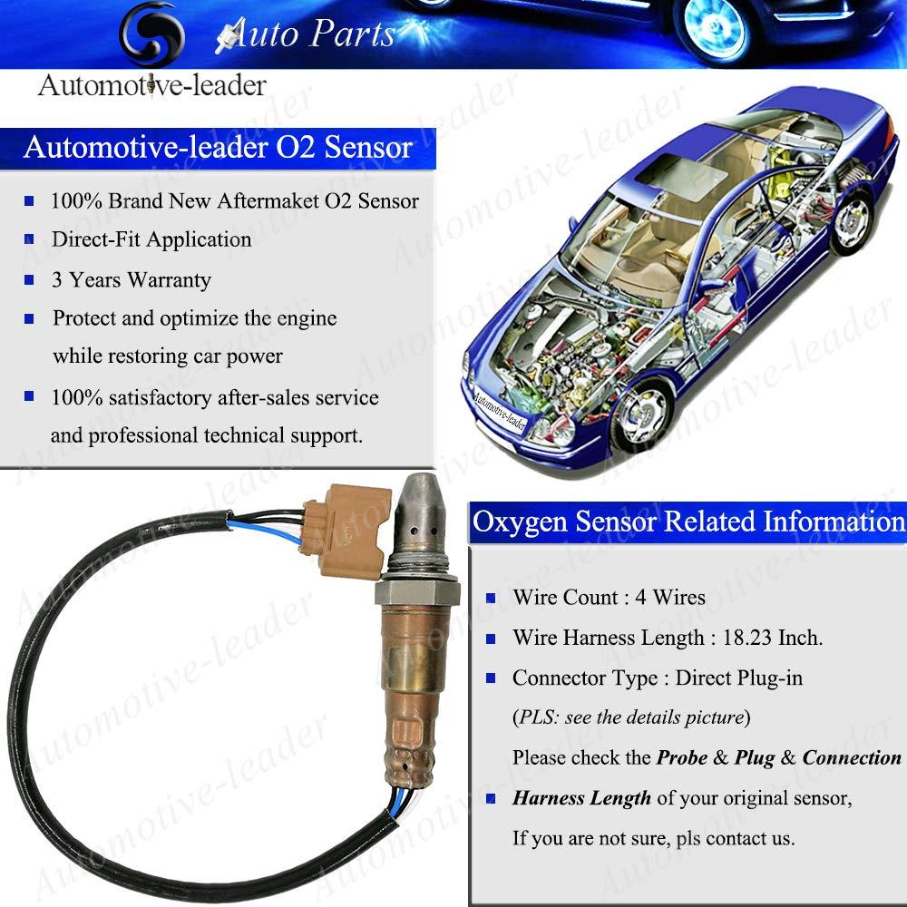 Automotive-leader 234-9133 4-Wire Upstream Air Fuel Ratio Oxygen O2 Sensor for 2013-2017 Nissan Altima 2.5L l4 2015-2017 Nissan Versa Note 1.6L 22693-3TA0A