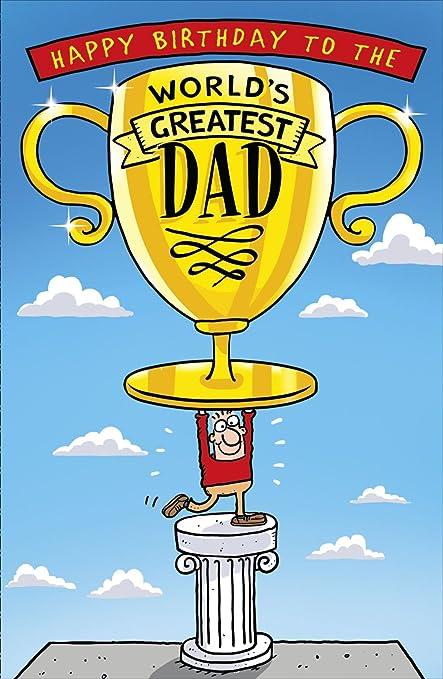 Feliz cumpleaños para el papá más grande del mundo.. Papá ...