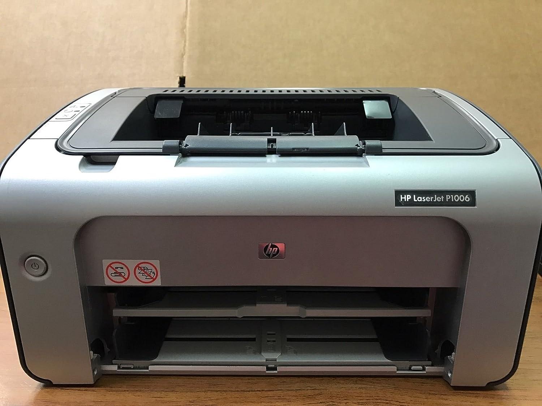 Amazon.com: Hewlett Packard Reformada P1006 Impresora láser ...