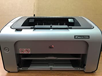Hewlett Packard P1006 Laser Printer (CB411A) (Certified Refurbished)