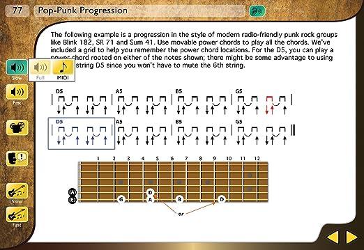 Amazon.com: eMedia Interactive Rock Guitar: Emedia: Software