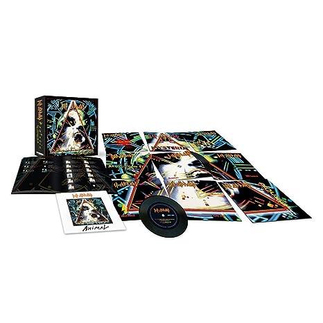 Hysteria: The Singles : Def Leppard, Def Leppard: Amazon.es: Música