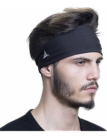 57e4a998f2d French Fitness Revolution Mens Headband - Guys Sweatband   Sports Headband  for Running