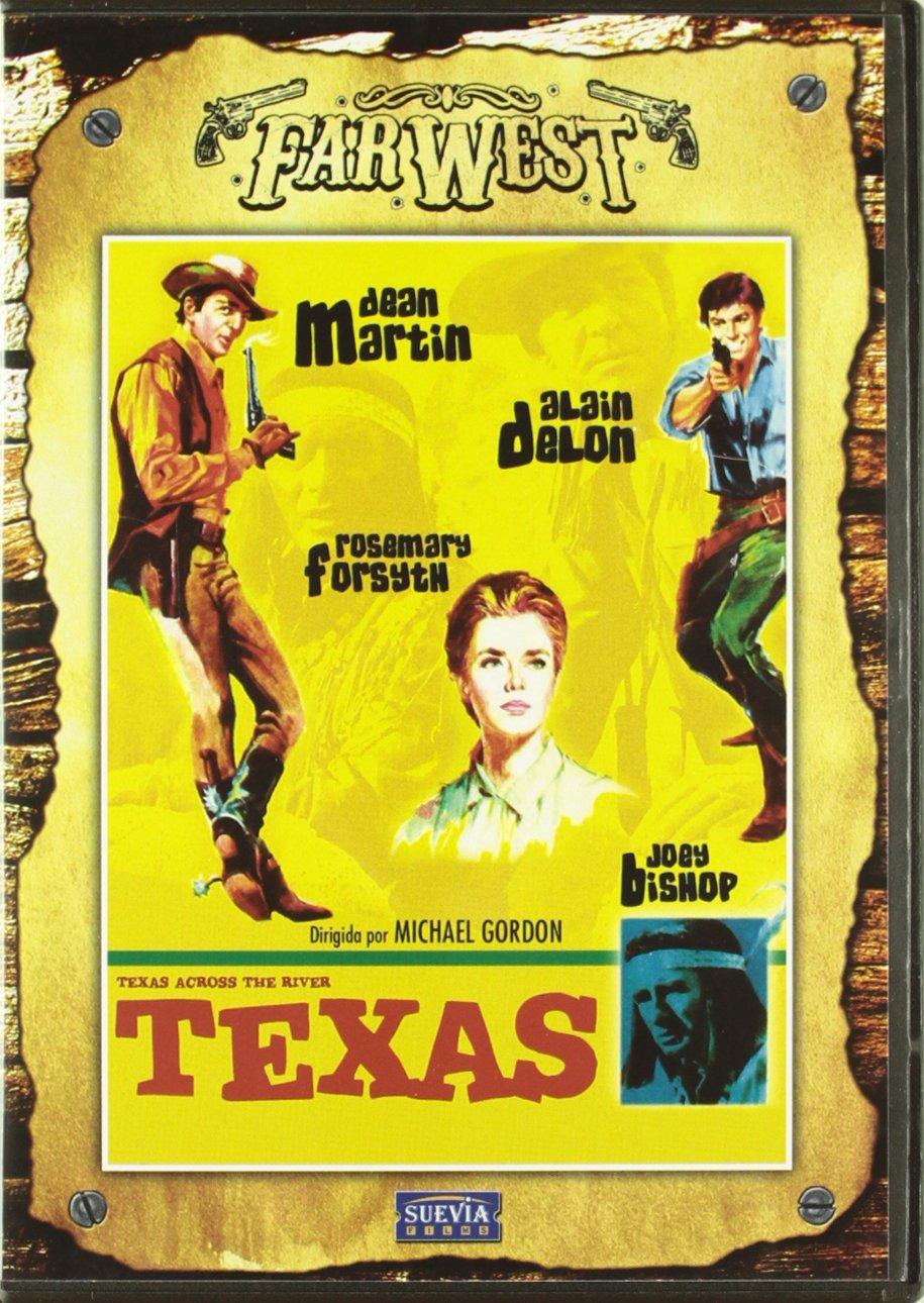 Amazon.com: Texas (Far West) (Import Movie) (European Format - Zone 2) (2009) Dean Martin Y Alain Delo: Movies & TV
