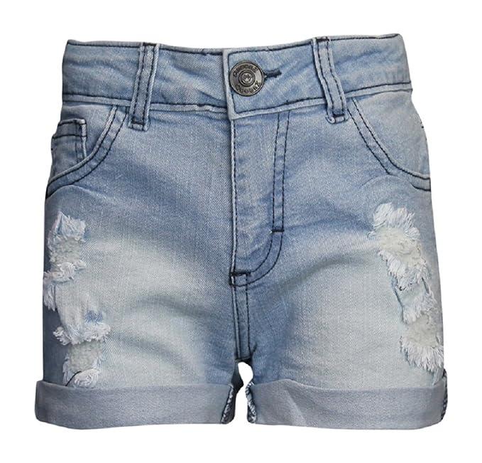 Ozmoint - Pantalón Corto - Short - para niña: Amazon.es ...