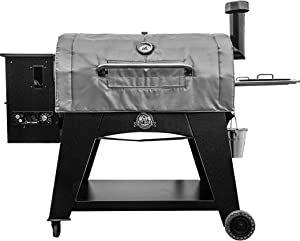PIT BOSS 67344 Insulated Blanket for 1100 Series Grills, Grey