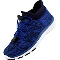 Knixmax - Zapatillas Deportivas para Niñas y Niños, Zapatillas de Running Sneakers Zapatos de Correr Aire Libre Deportes…