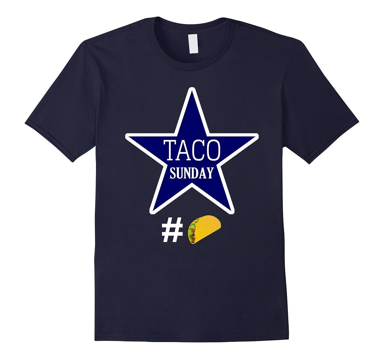 Taco Sunday Cowboy T-shirt-Vaci