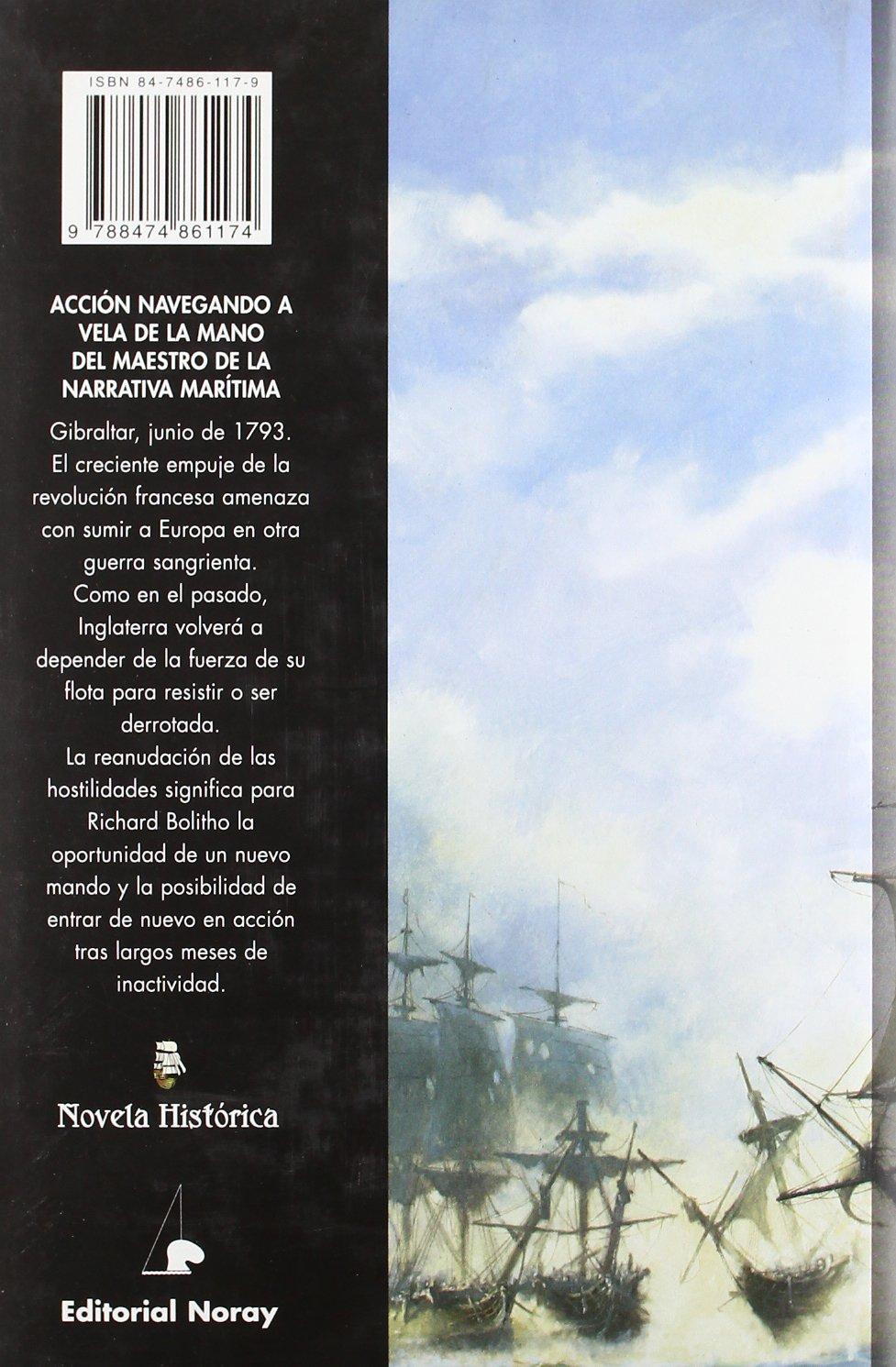 En línea de combate: 9 (Richard Bolitho): Amazon.es: Alexander Kent ...