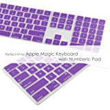 TOP CASE - Ultra Thin Silicone Soft Keyboard Cover