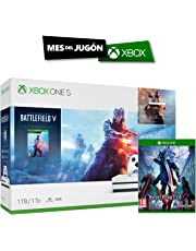 Xbox One S + Devil May Cry 5 desde 299 euros